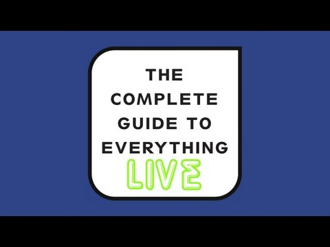 The Complete Guide to Everything Live on YouTube