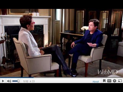 Robin Roberts Interviews Michael J. Fox for WebMD's Health Hero Awards