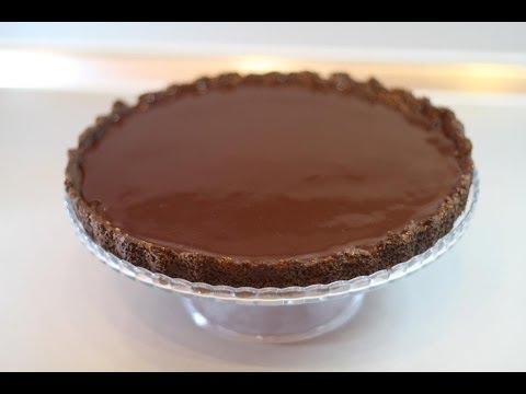 Как приготовить шоколадный пирог с фундуком | ШОКОЛАДНЫЙ тАрт