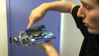 ASUS P8Z77-I Deluxe mITX Peformance Gaming Motherboard Unboxing & FIrst Look Linus Tech Tips