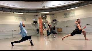 James Gillespie What You Do Choreography By Alex Imburgia I A L S Class Combination