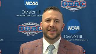 Shenandoah University Head Men's Basketball Coach Adam Walsh