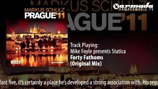 CD2 - 08 Mike Foyle presents Statica - Forty Fathoms (Original Mix)