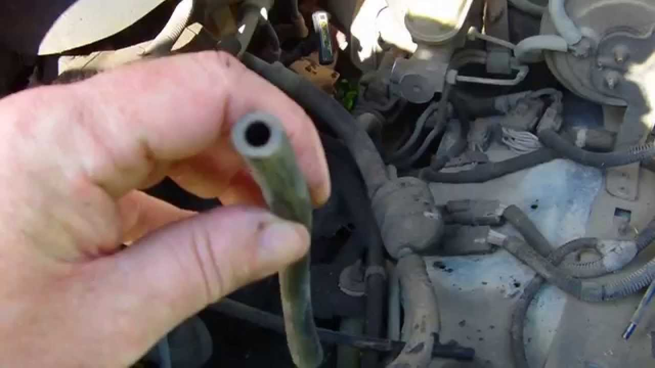 Trouble Shooting Windshield Washer On 1992 Ford Ranger