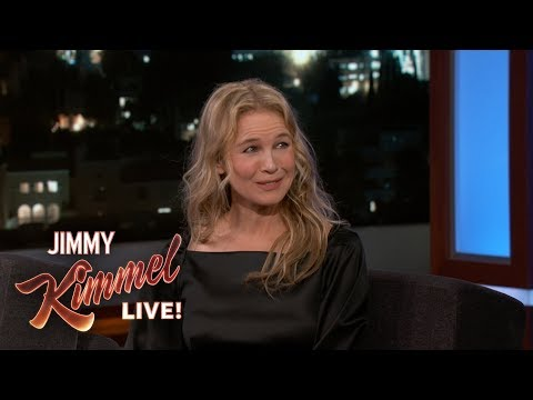 Renée Zellweger Waited on Bud Bundy & Billy Idol