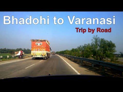 bhadohi to varanasi trip by road