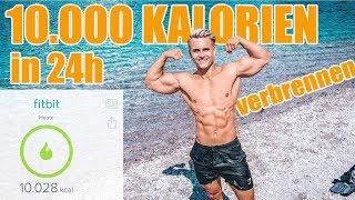 10.000 KALORIEN VERBRENNEN CHALLENGE - SO SOLLTEN ES ALLE MACHEN 8.0 I SPENDENAKTION