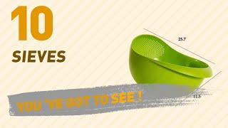 Sieves, Amazon India Collection // Top 10 Best Selling