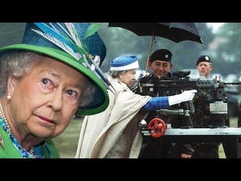 Top 5 Strange Facts About Queen Elizabeth II