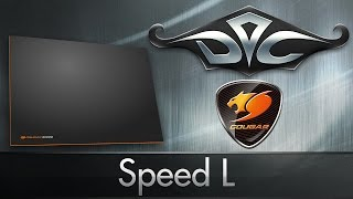 обзор Cougar Speed Large
