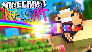 I GOT A RAINBOW GUN! | Minecraft: TrollCraft