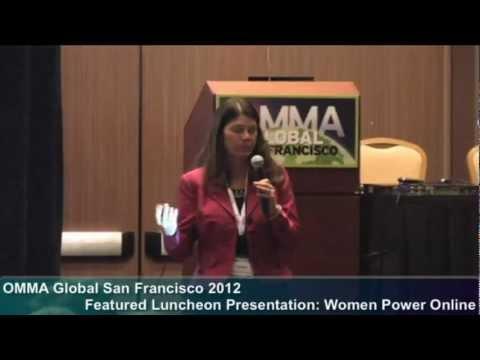 Featured Luncheon Presentation: Women Power Online