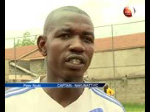 Nakumatt Football club have set eyes on first leg among 8 teams