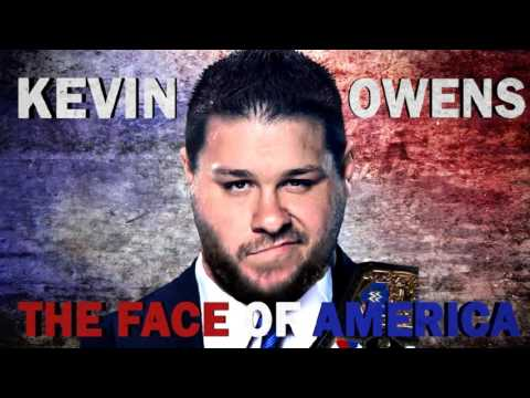FACE OF AMERICA - Kevin Owens - Fight (Official Theme)