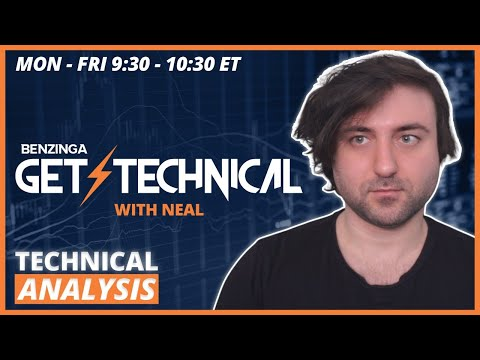 Let's do Tech Stocks to Trade this Week | Get Technical | Benzinga Stock Market Live