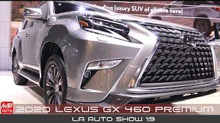 2020 Lexus GX 460 Premium - Exterior Walkaround - LA Auto Show 2019