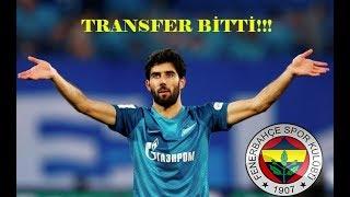 Fenerbahçe Luis Neto'yu Zenit Kulübünden Transfer Etti