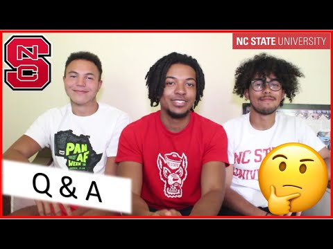Q&A REAL College Advice | NC State