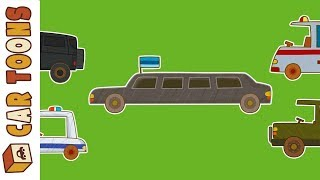 Car Toons compilation. Kids' cartoon about toy cars.