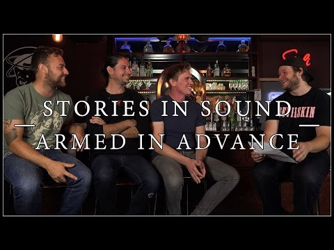 Stories In Sound with Armed In Advance