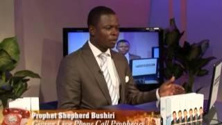 Phone in Program with prophet shepherd Bushiri(, 2014-02-16T05:40:45.000Z)