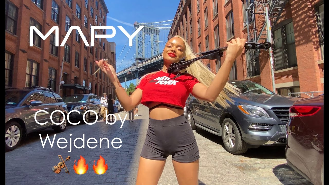 Download MAPY 🎻🔥 - Coco by Wejdene (violin cover)