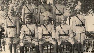 Allama Mashriqi's Khaksar Movement