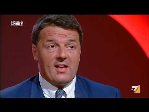 Bersaglio Mobile - Intervista a Matteo Renzi (Puntata 12/07/2017)