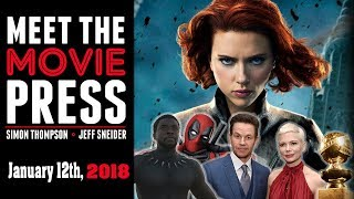 Black Widow Film finds Writer, Black Panther sets Pre-Sale Records & More!  - Meet the Movie Press