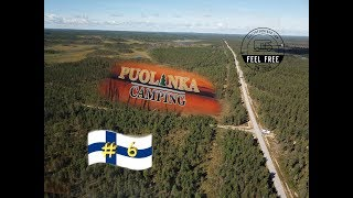 Womo Finnland Rundreise #6 -  Finnland von oben & das harte Leben eines Youtubers!