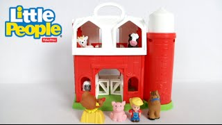 Little People Animal Friends Farm from Fisher-Price