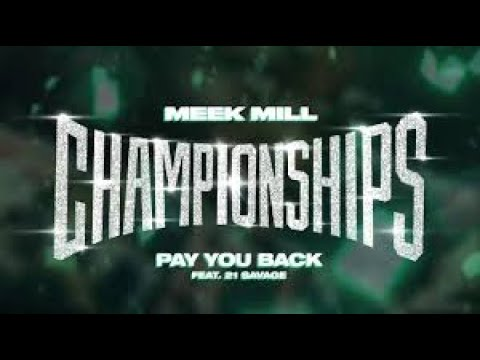 Meek Mill - Pay You Back feat. 21 Savage x M C W Remake