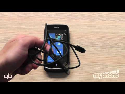 [myPhone.gr] Nokia Lumia 610 - Hands-on review [greek]