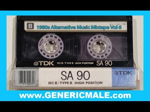 80s New Wave  Alternative Songs Mixtape Volume 6