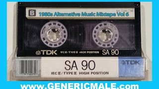 80s New Wave / Alternative Songs Mixtape Volume 6
