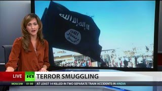 ISIS one of the best funded terror organizations in history