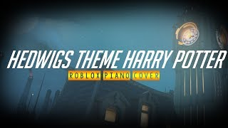 Hedwigs Theme Harry Potter - Roblox Piano Cover