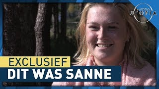 EXCLUSIEF: Dit was Sanne! - UTOPIA (NL) 2018