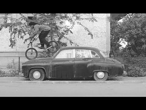 BMX - BRAD SIMMS IN EASTERN EUROPE