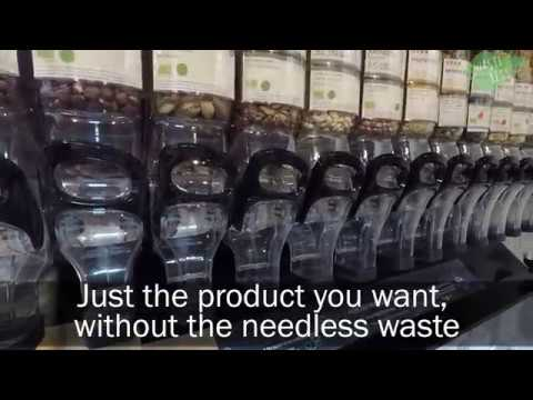WasteLess - Stockholm's Zero Waste Supermarket