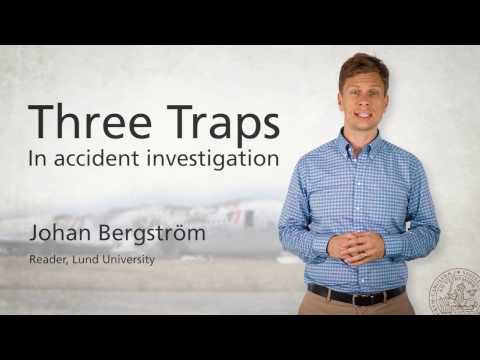 Three analytical traps in accident investigation