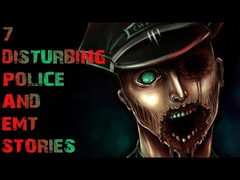 7 TRUE DISTURBING Stories From Police Officers And EMTs | Scary Emergency Worker Stories