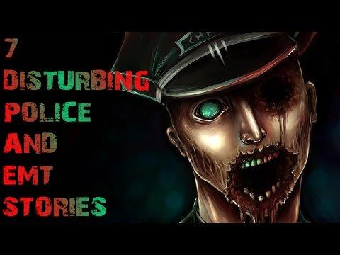 7 TRUE DISTURBING