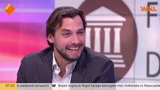 Frans Timmermans tegen Thierry Baudet: 'Ik hoop dat je uit Nederland vertrekt'