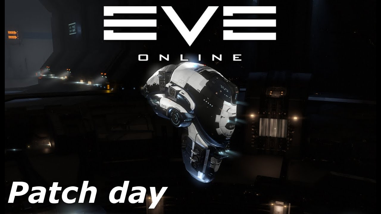 EVE Online - patch day exploration