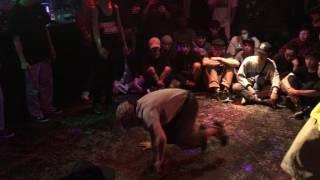 ABERE & 2GOO vs DEAD STOCK BEST4 WDC 2017 KANTO ELIMINATION & Slow and Low BREAK DANCE BATTLE