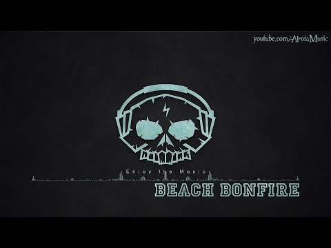 Beach Bonfire by Sandro - [Acoustic Group Music]