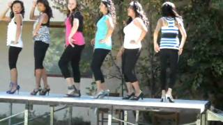 UB 2010 Madibel's Group dance