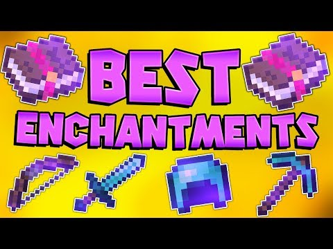 The Best Enchantment Combinations For ALL GEAR (PVE \u0026 PVP) |Minecraft Bedrock Edition|MCPE|MCBE