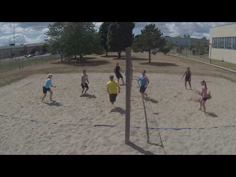 AUGUST 7TH-PICKUP BEACH VOLLEYBALL @ SLC #4